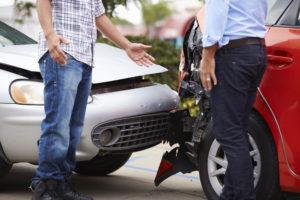 Auto Accident in Pasadena, California