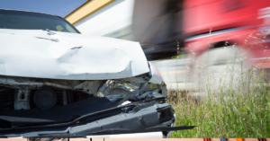 Car vs Truck Accident